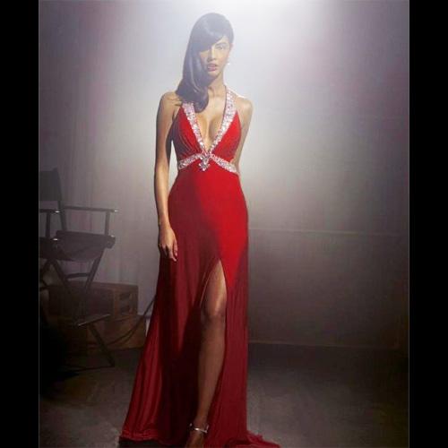 robe de soiree ED498
