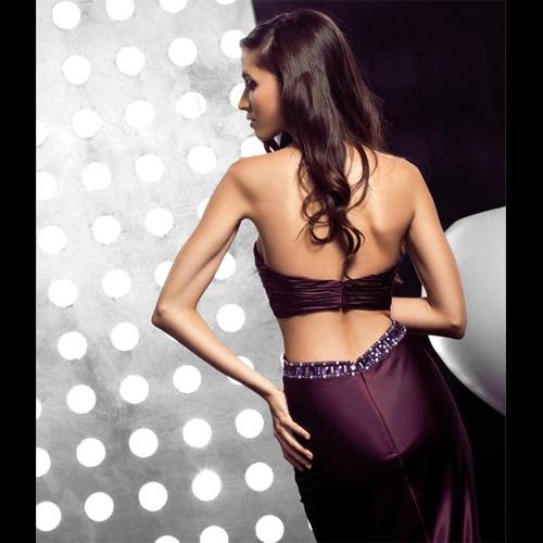 robe de soiree ED511 pic2