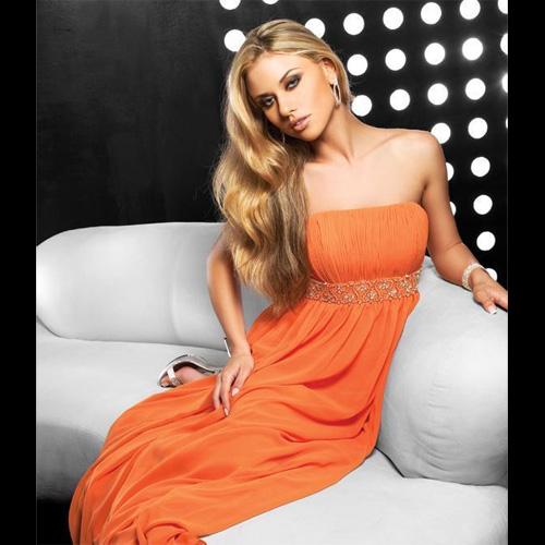 robe de soiree ED541