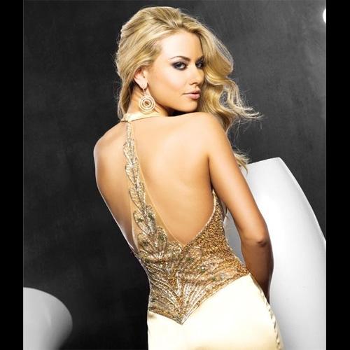 robe de soiree ED578 pic2