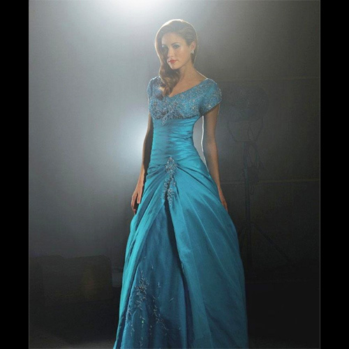 robe de soiree ED593