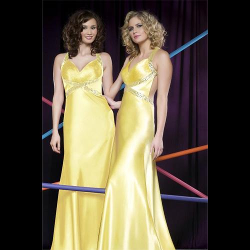 robe de soiree ED617