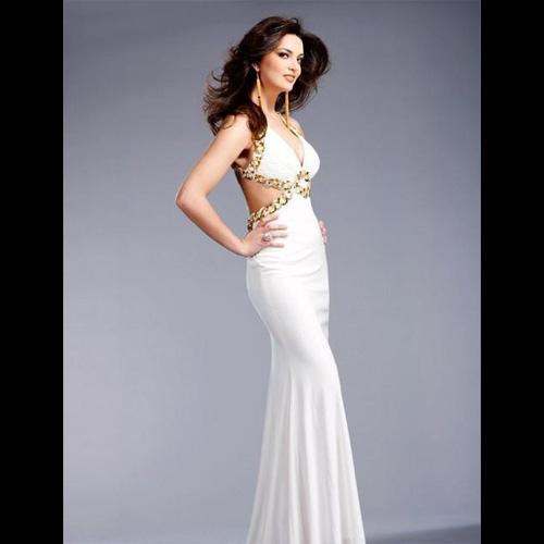 robe de soiree ED642