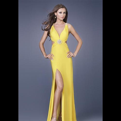 robe de soiree ED643
