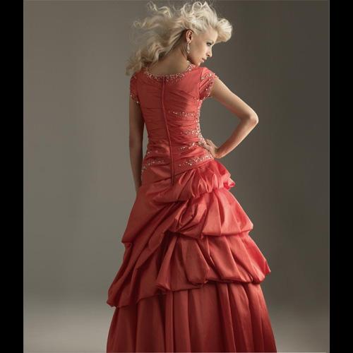 robe de soiree ED678 pic2