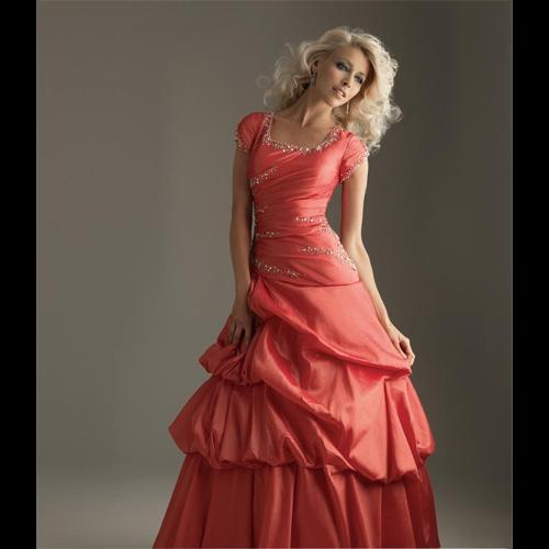 robe de soiree ED678