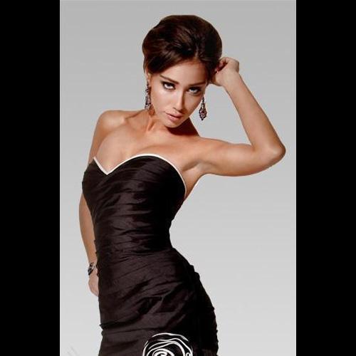robe de soiree ED683 pic2