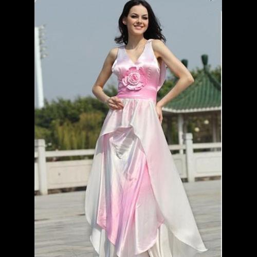 robe de soiree ED688