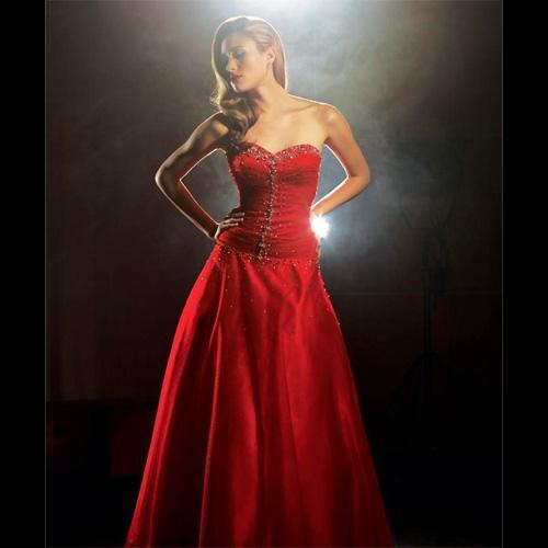 robe de soiree ED722
