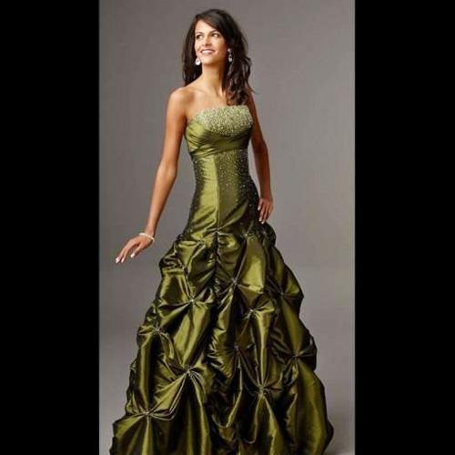robe de soiree ED735