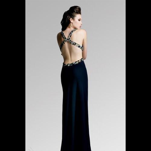 robe de soiree ED753 pic2