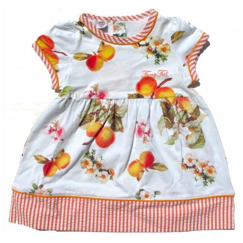 robe mandarine TT4081