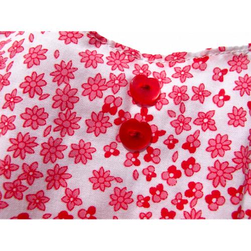 robe petites fleurs filles TT0137 pic2