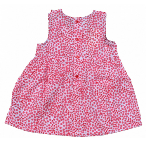 robe pois rouges TT0127 pic3