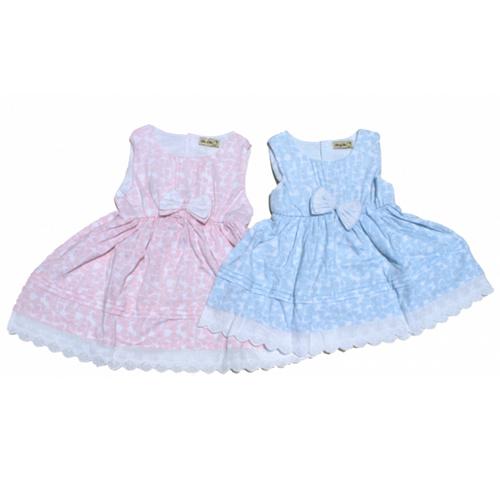 robe sans manche filles TT0141