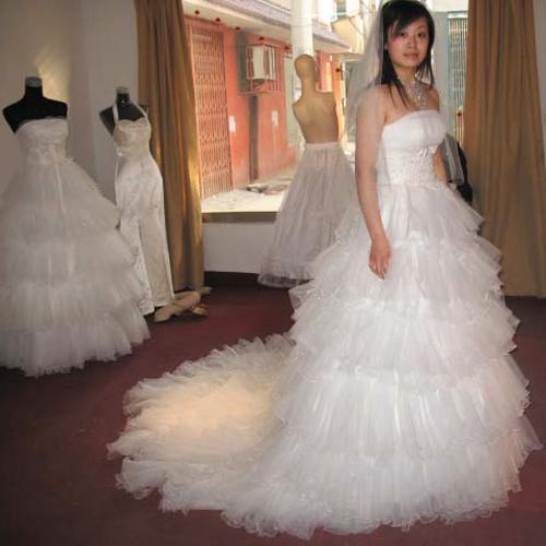 robes de mariage WR06