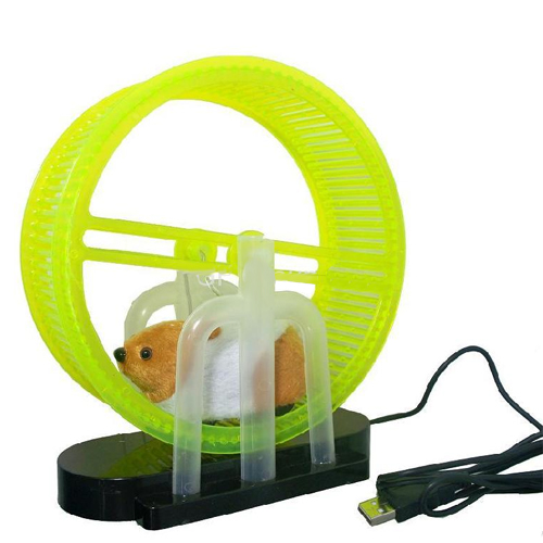 roue hamster USB TUO9853