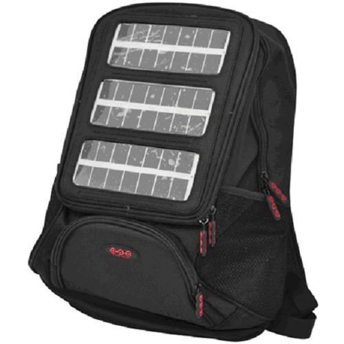 sac a dos solaire 3x1500mW 2000mA