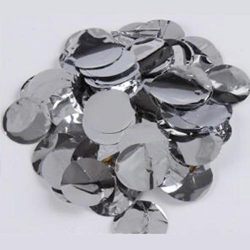 sac confettis ronds aluminium 6cm pic2