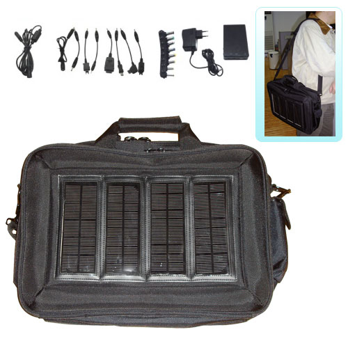 sacoche solaire portables