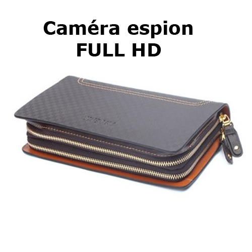 sacoche camera espion full HD