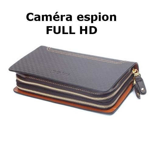sacoche camera espion full HD