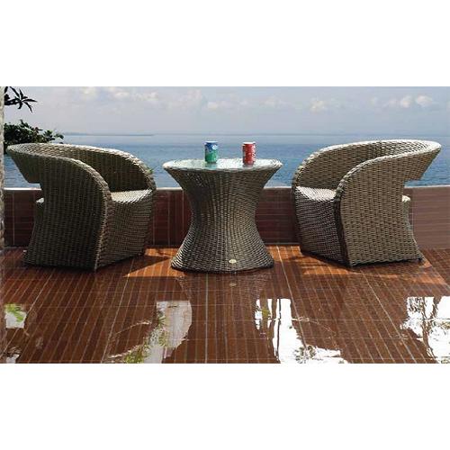 Salon de jardin en rotin tress ref pf4037 sur grossiste for Grossiste chinois meuble