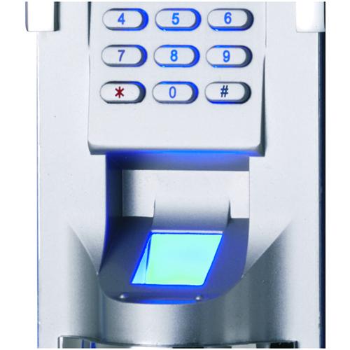 serrure biometrique intelligente tcpip pic10