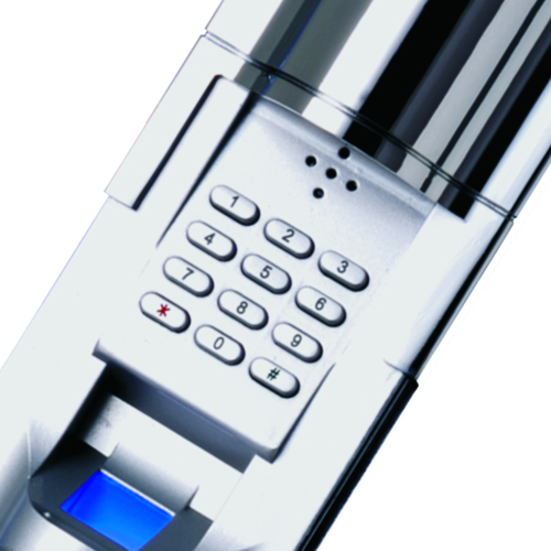 serrure biometrique intelligente tcpip pic8