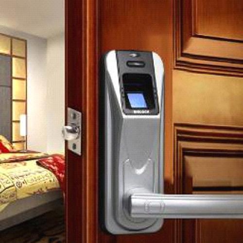 serrure biometrique telecommande