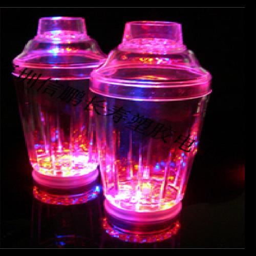 shaker lumineux leds