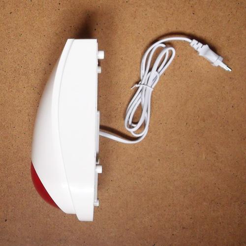 sirene exterieure pour alarme sans fil pic2