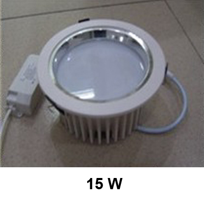 spot led blanc 15x1W