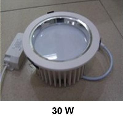spot led blanc 15x2W
