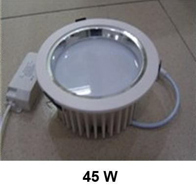 spot led blanc 15x3W