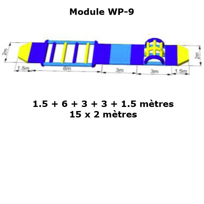 structure gonflable aquatique a composer STRGNFJ565 pic10