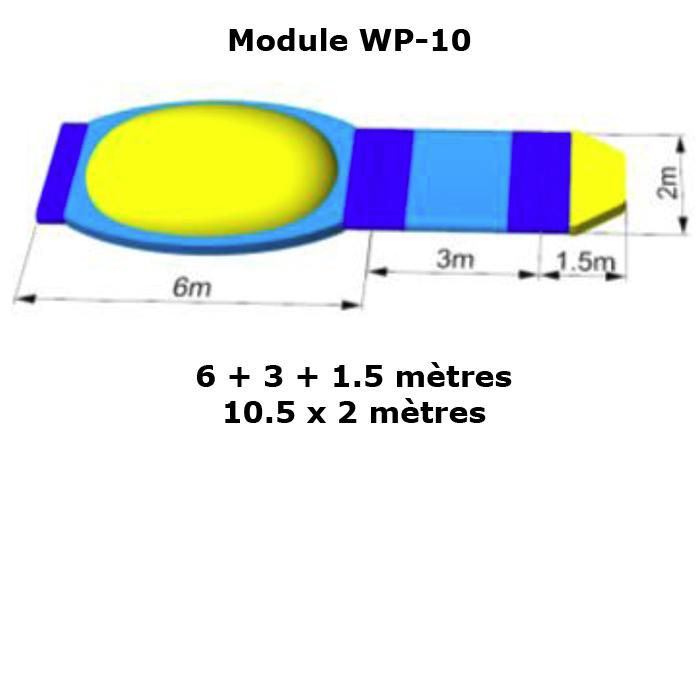 structure gonflable aquatique a composer STRGNFJ565 pic11
