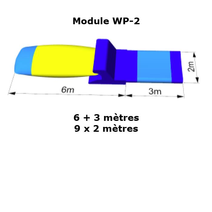 structure gonflable aquatique a composer STRGNFJ565 pic3