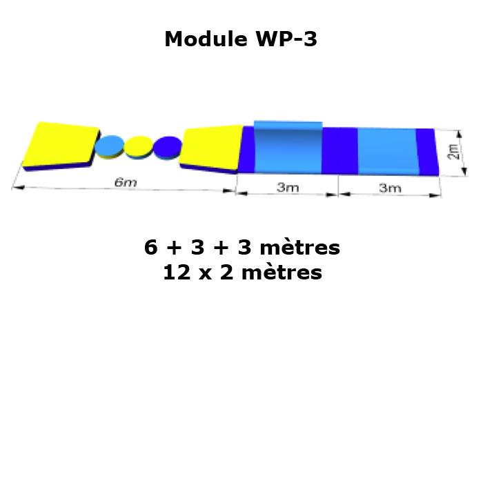 structure gonflable aquatique a composer STRGNFJ565 pic4