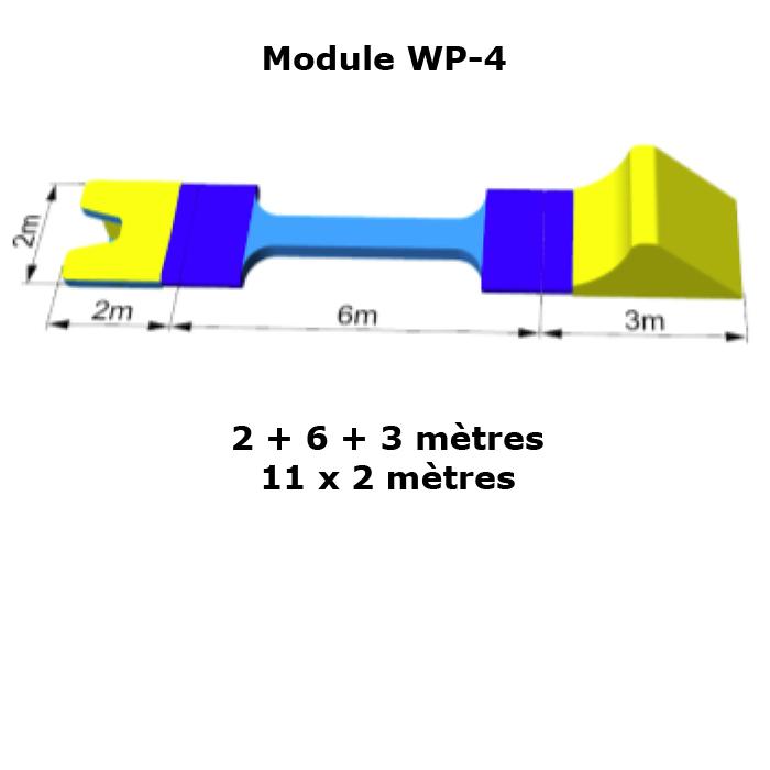 structure gonflable aquatique a composer STRGNFJ565 pic5