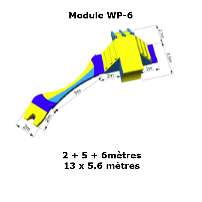 structure gonflable aquatique a composer STRGNFJ565 pic7