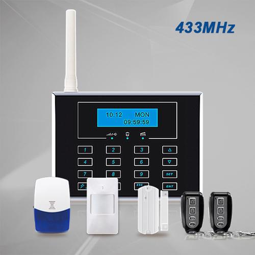 systeme alarme sans fil CTOPGSM4
