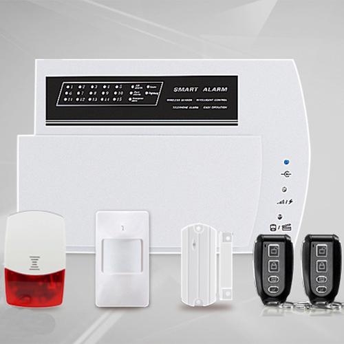 systeme alarme sans fil PSTNLED