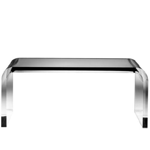 table 90 50 50 cm plexiglass