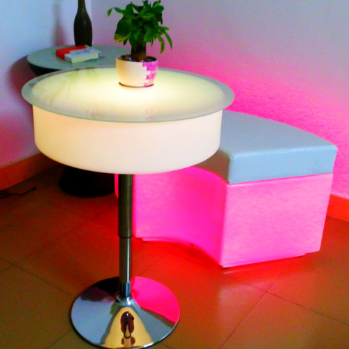 table lumineuse led HSTBPE01B pic2