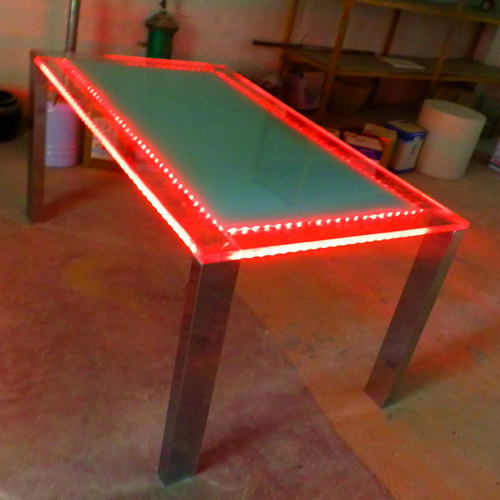 table lumineuse led TABLED807
