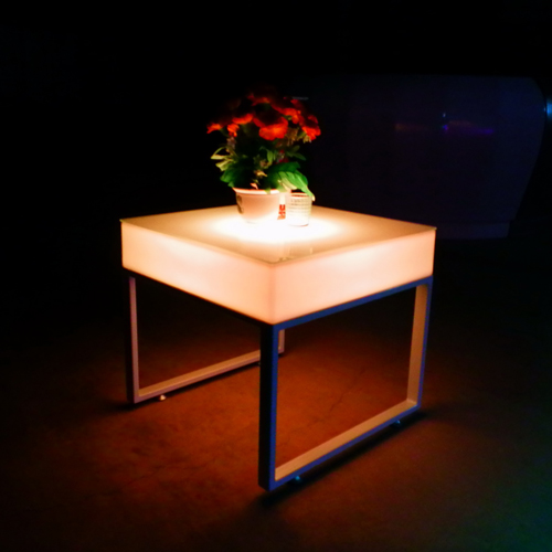 talble lumineuse led TABLED809