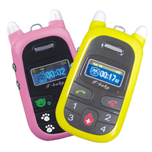 telephone portable enfants MOBKID2