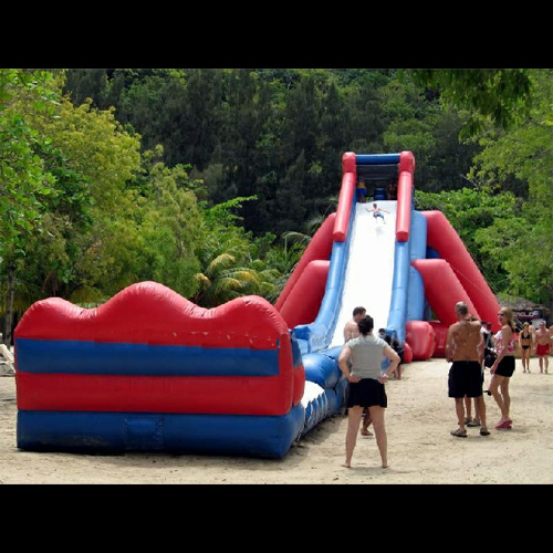 toboggan giant slide 16m