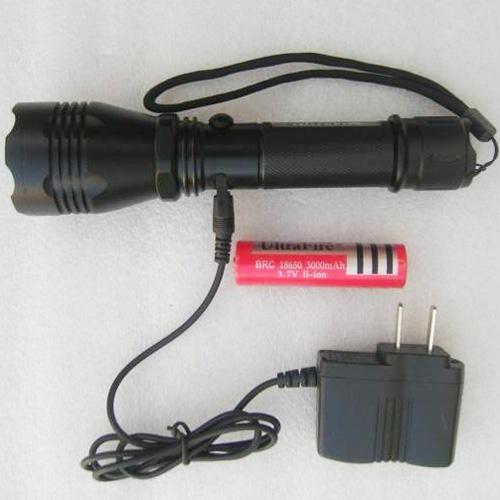 torche led CREE Q5 T9